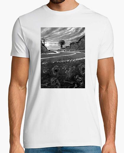 Camiseta #SpanishEvolution - Las fosas de la memoria