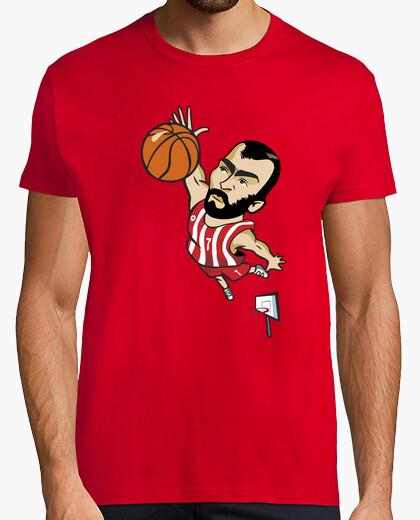 Camiseta Spanoulis Olympiakos