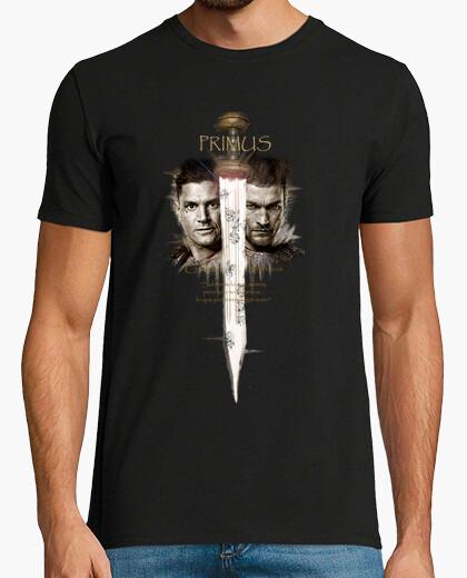 Camiseta SPARTACUS VS CRIXUS