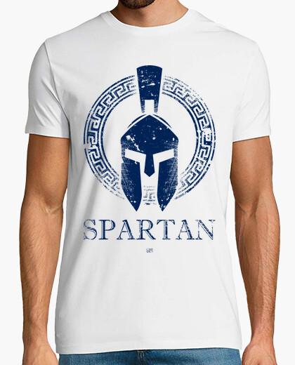 Tee-shirt spartan 17 w