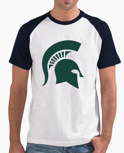 Camiseta Spartan Helmet