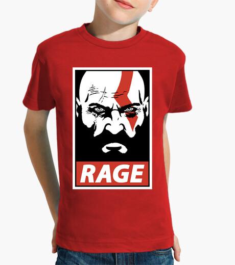 Spartan Rage kids clothes