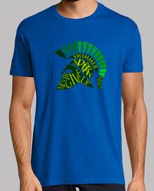 Spartan Swimmer