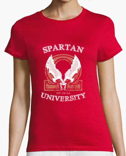 Spartan university ladies fit t-shirt