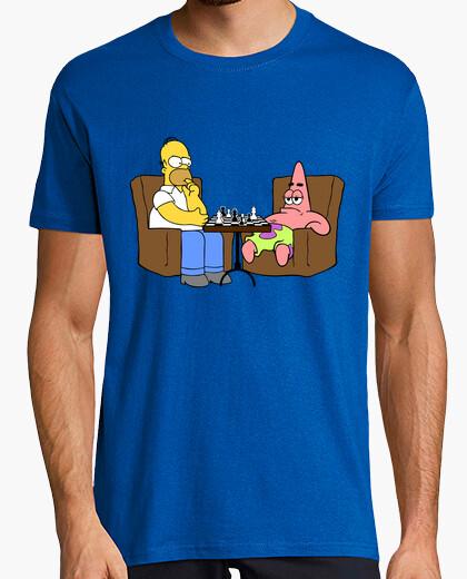 Camiseta Spasski vs Fischer