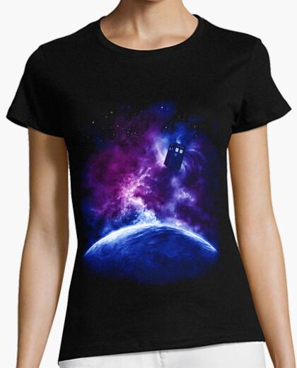 T-shirt spazio e tempo