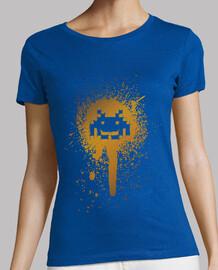 spazio macchia - t-shirt donna