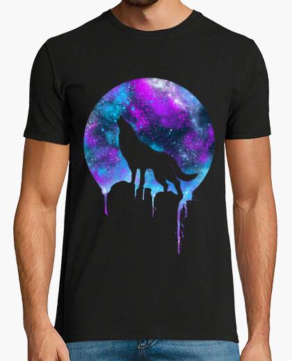 T-shirt spazio ululato