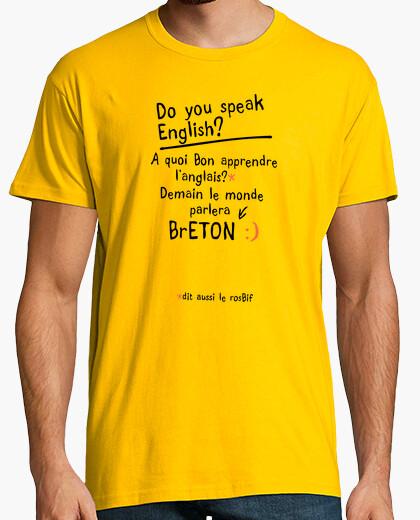Tee-shirt Speak Breton