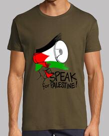 Speak for palestine