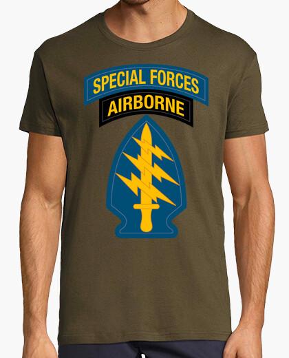 Camiseta Special Forces Airborne