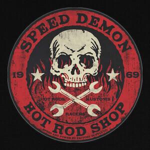 Camisetas Speed Demon