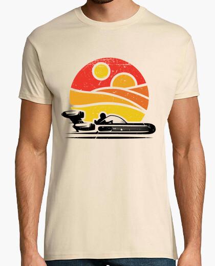 T-shirt speeder classico / guerre stellari / mens
