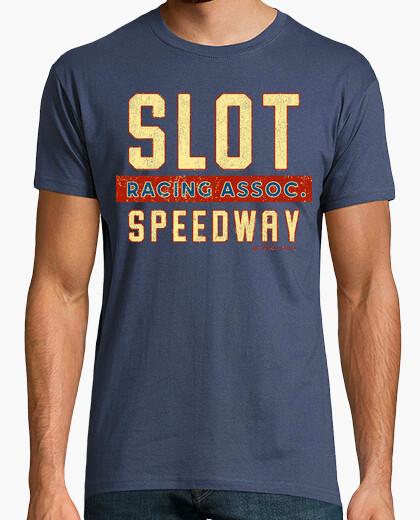 Speedway slot t-shirt