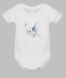 Sphynx cat BB