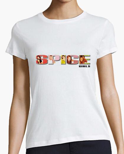 Camiseta Spice Logo