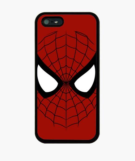 Funda iPhone Spider-Man face