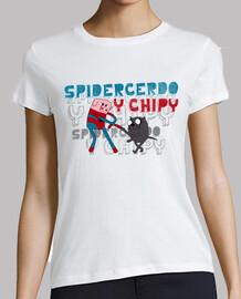 spidercerdo e chipy