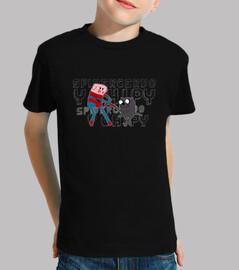 Spidercerdo y Chipy