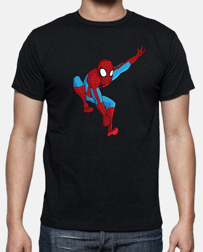 Camisetas Spiderman