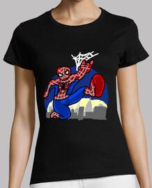 Spiderman (Camiseta Mujer)