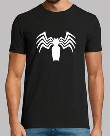 Spiderman (Venom) [Pecho y espalda]
