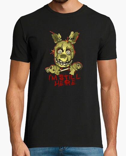 Camiseta spingtrap cinco noches freddys