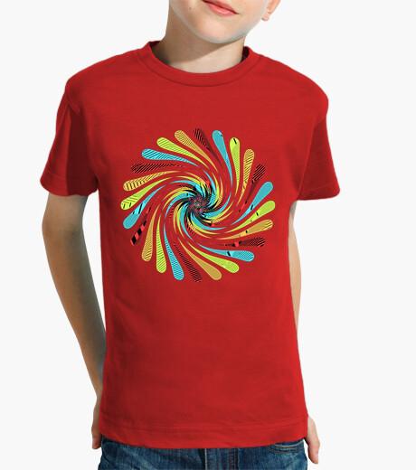 Ropa infantil Spiral colors - niño