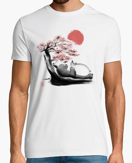T-shirt spirit nella foresta