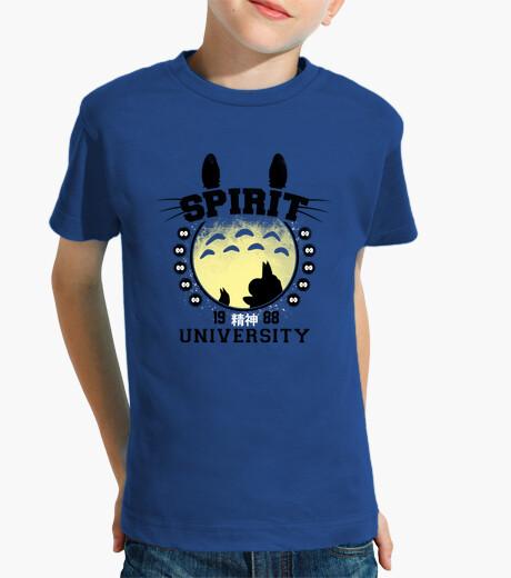 Abbigliamento bambino spirit university