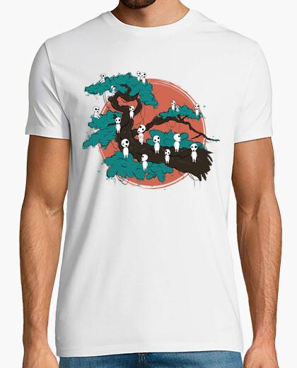 T-shirt spiriti of alberi
