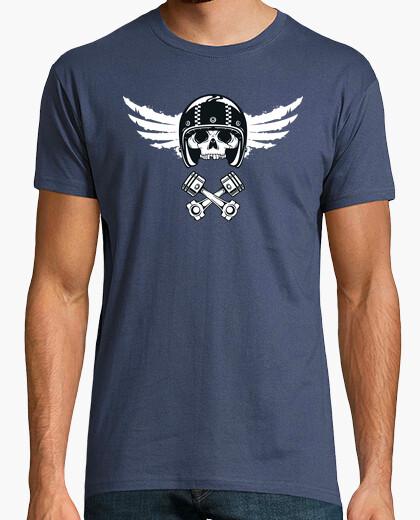 T-shirt spirito biker