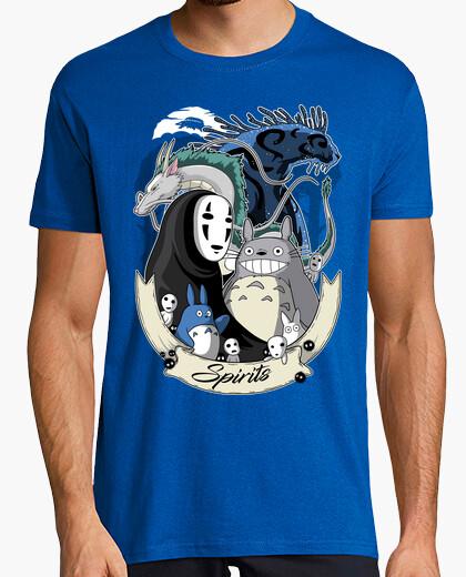 Camiseta Spirits