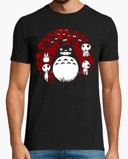 Camiseta Spirits in Japan