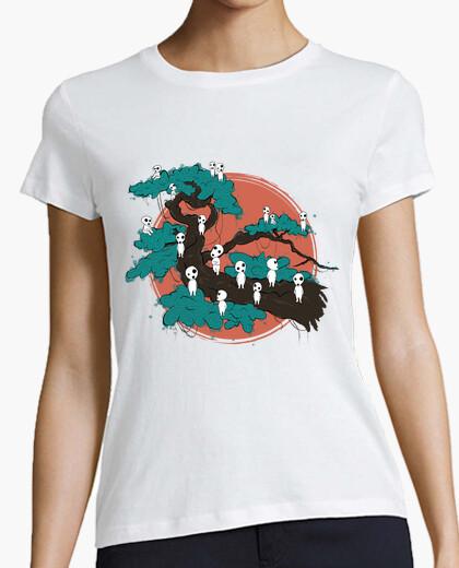 Camiseta Spirits of the trees