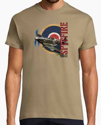 Camiseta SPITFIRE MK IX - nº 1686799 - Camisetas latostadora 82871f191a348