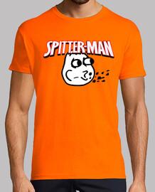 Spitter-man (remera graciosa)