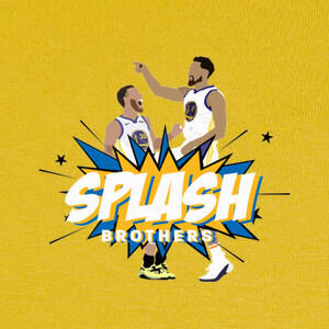 Camisetas Splash Brothers