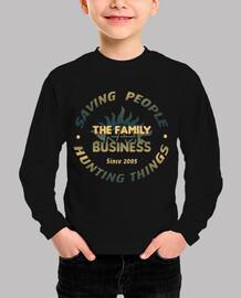 SPN - THE FAMILY BUSINESS