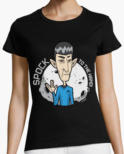 T-shirt spock