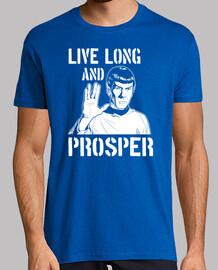 Spock - Live Long and Prosper (Star Trek)