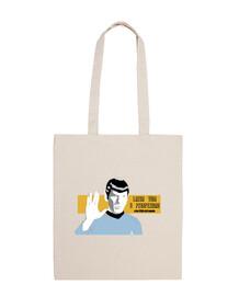 Spock Larga Vida y Prosperidad