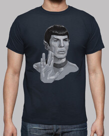 Spock star Trek Treky friki cine tv