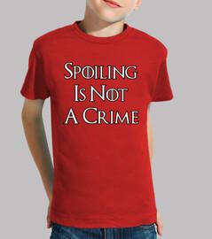 spoiling est not un crime n