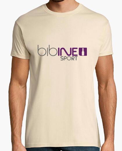 T-shirt sport alcol