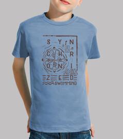 Sport swim synchro