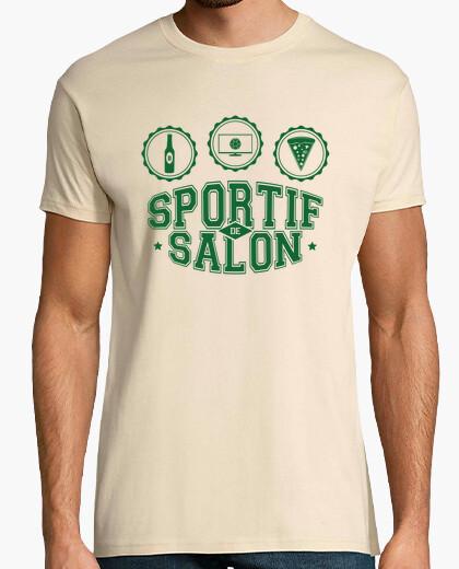 Camiseta Sportif de salon