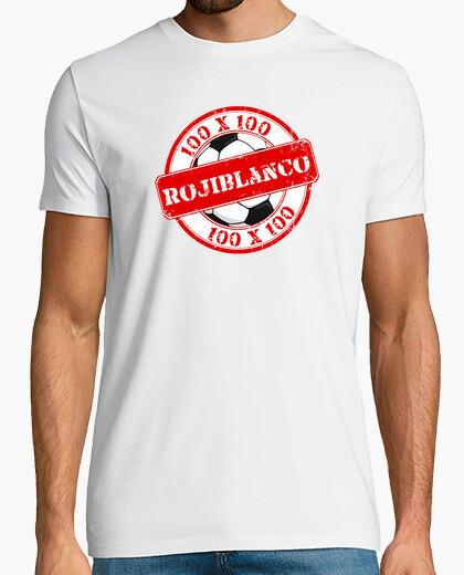 Camiseta Sporting de Gijón Rojiblanco