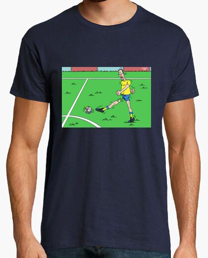 Camiseta sports futbol 1
