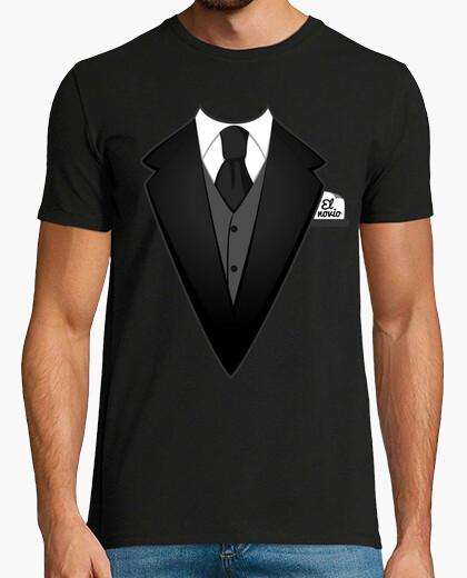 T-shirt sposo